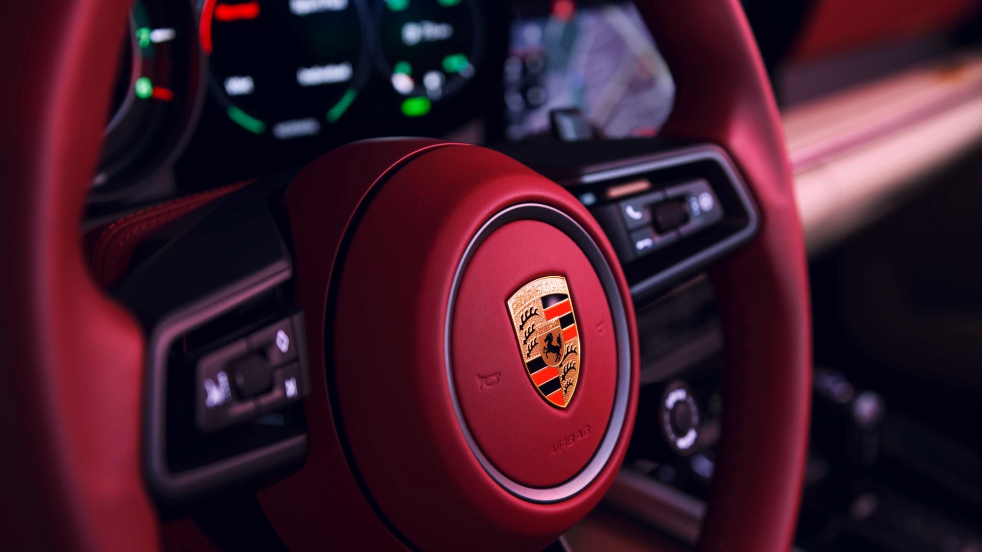 Tradition für Sammler: Die 911 Targa 4S Heritage Design Edition 6