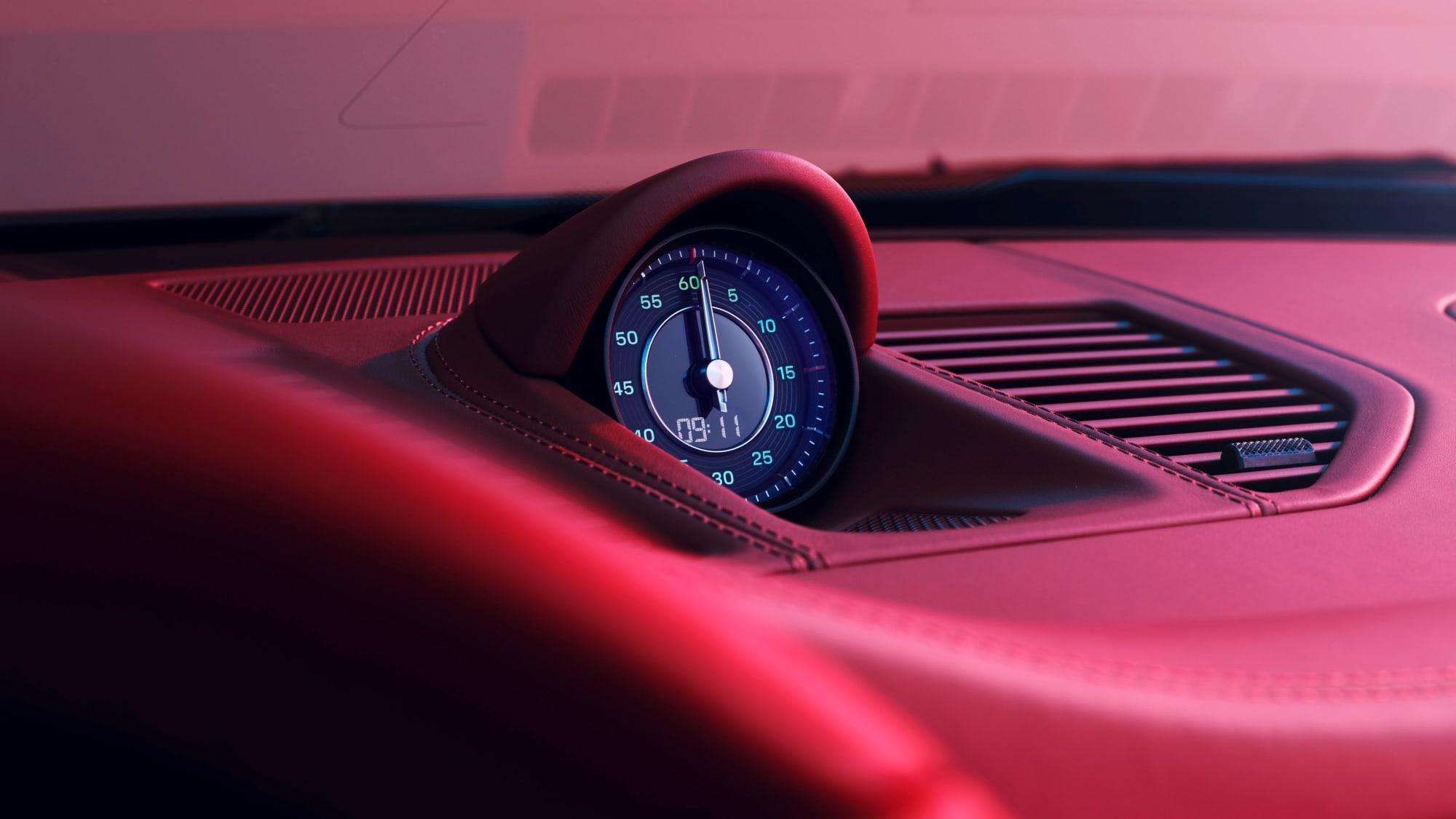 Tradition für Sammler: Die 911 Targa 4S Heritage Design Edition 7