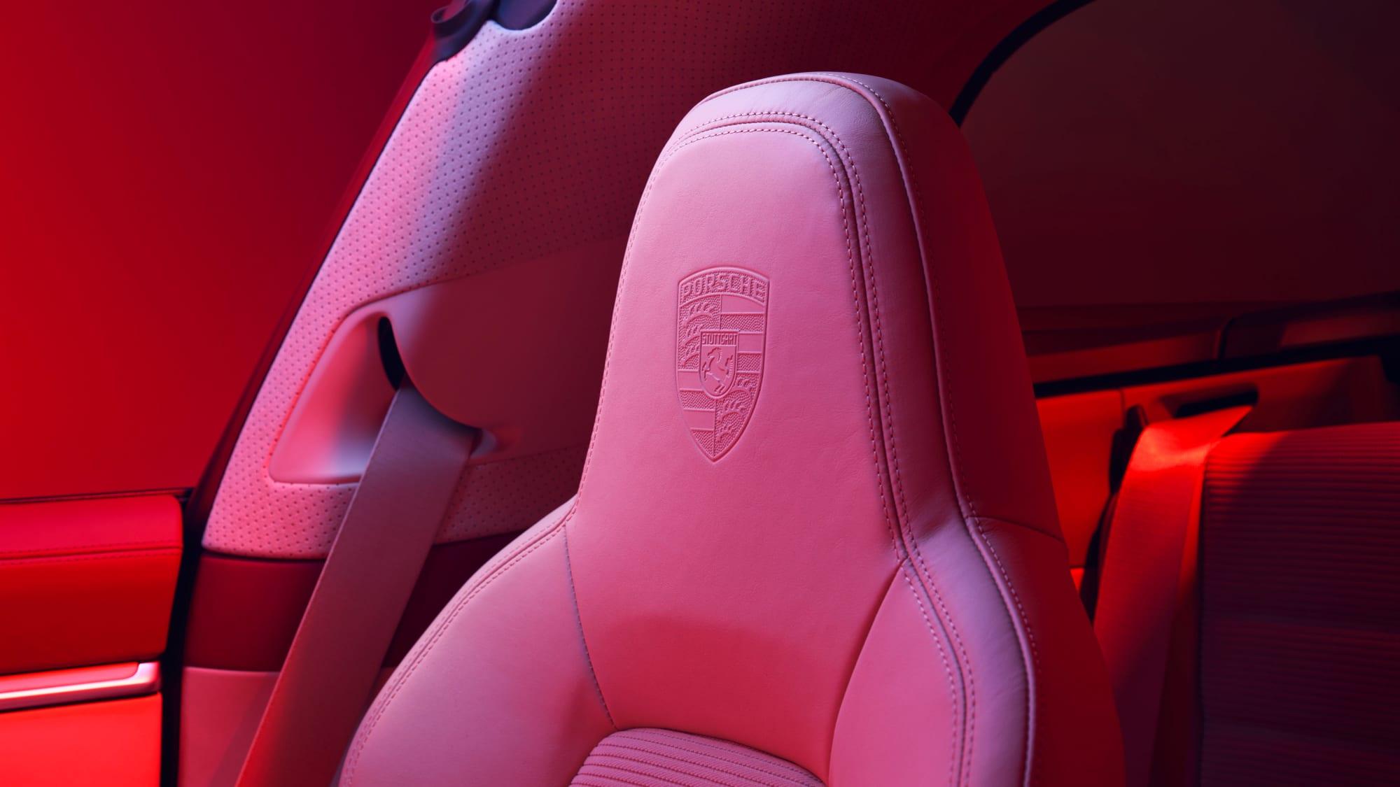 Tradition für Sammler: Die 911 Targa 4S Heritage Design Edition 8