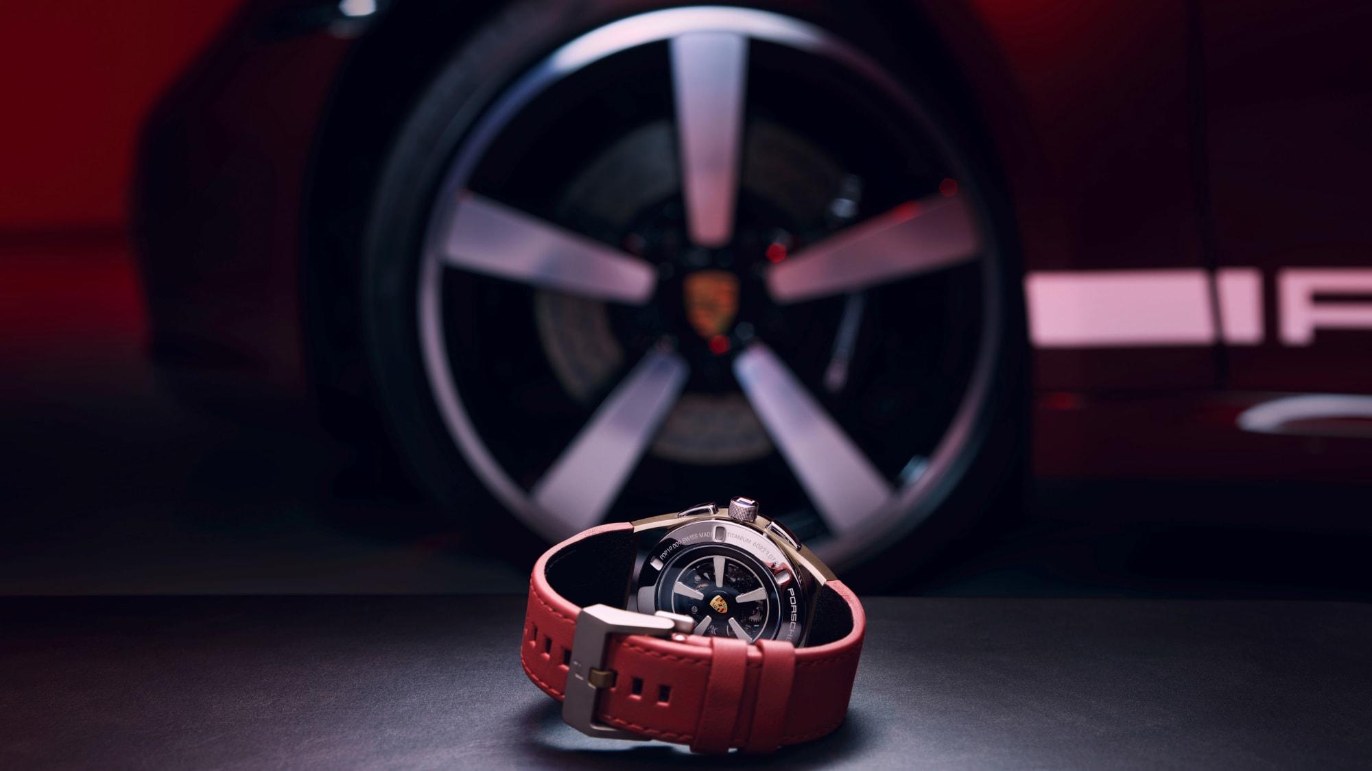 Tradition für Sammler: Die 911 Targa 4S Heritage Design Edition 9