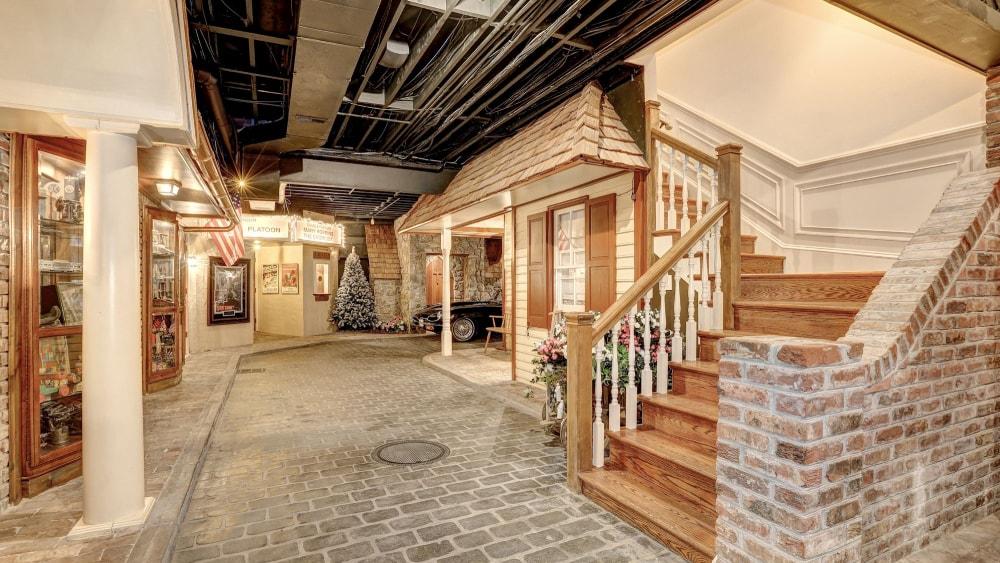 Die Potomac Mansion: Dieses Anwesen verfügt im Keller über eine komplette Stadt 2