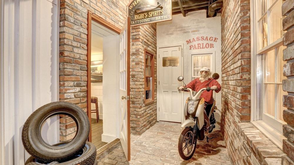 Die Potomac Mansion: Dieses Anwesen verfügt im Keller über eine komplette Stadt 3