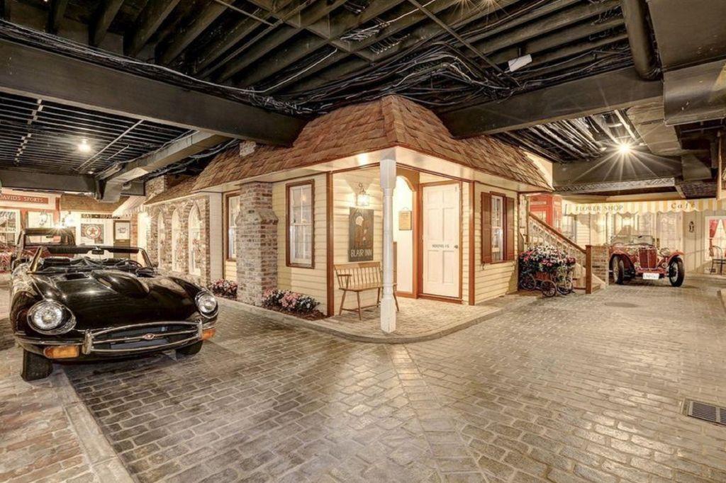 Die Potomac Mansion: Dieses Anwesen verfügt im Keller über eine komplette Stadt 4