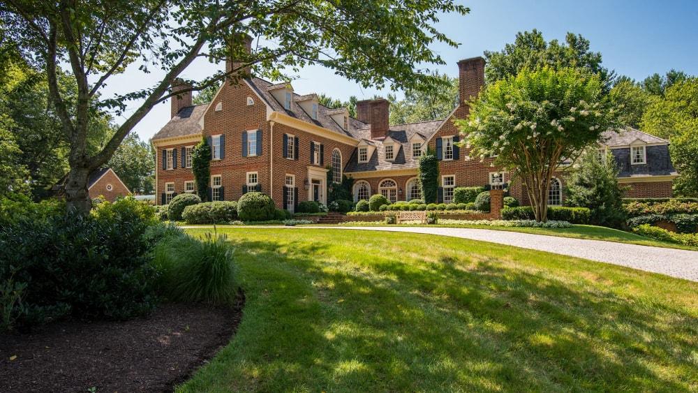 Die Potomac Mansion: Dieses Anwesen verfügt im Keller über eine komplette Stadt 5