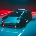 Dieses neue Cybertruck-Konzept verwandelt den elektrischen Pickup in einen Supersportwagen