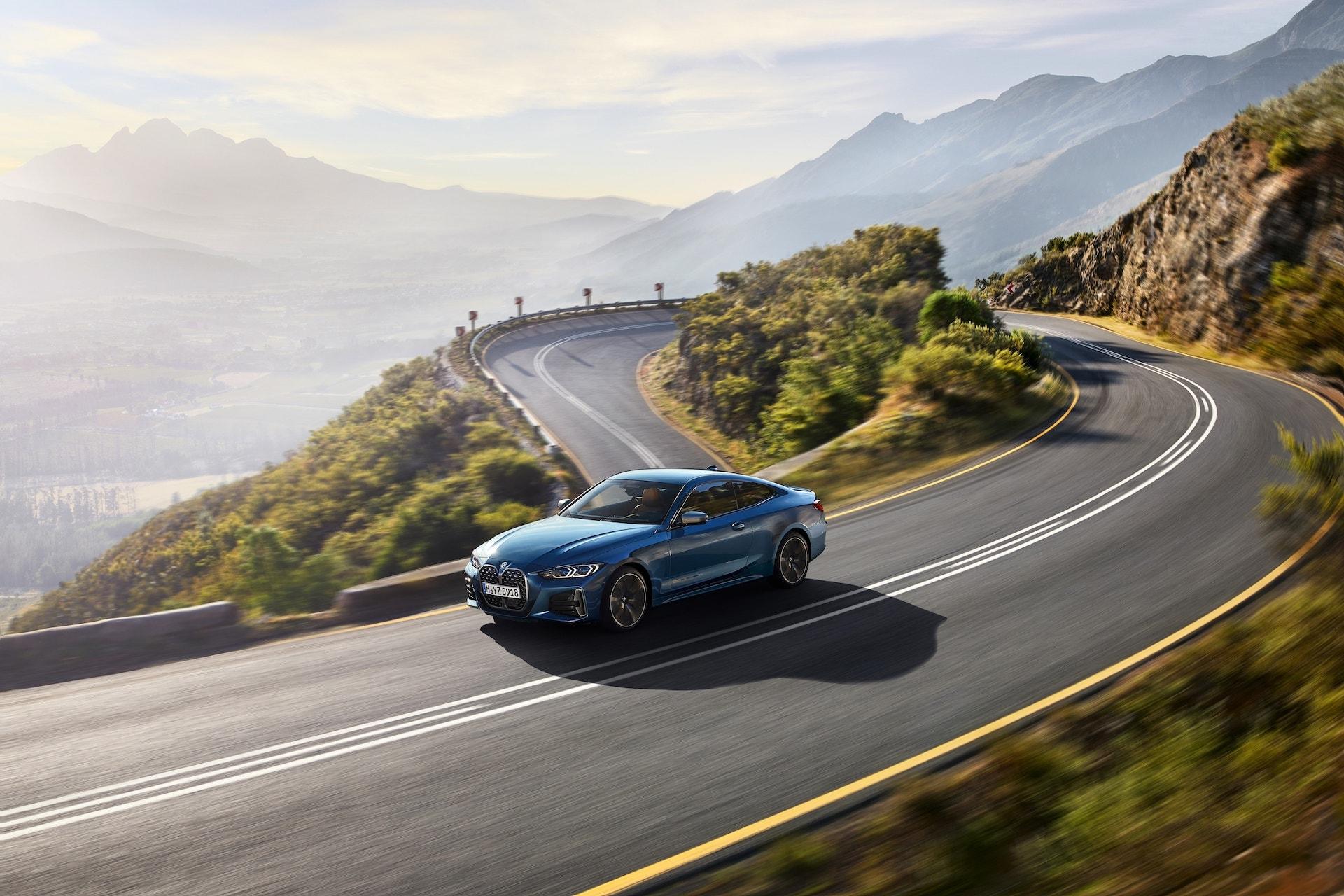 Neue bayrische Dynamik: Das 4er Coupé von BMW ist da 1