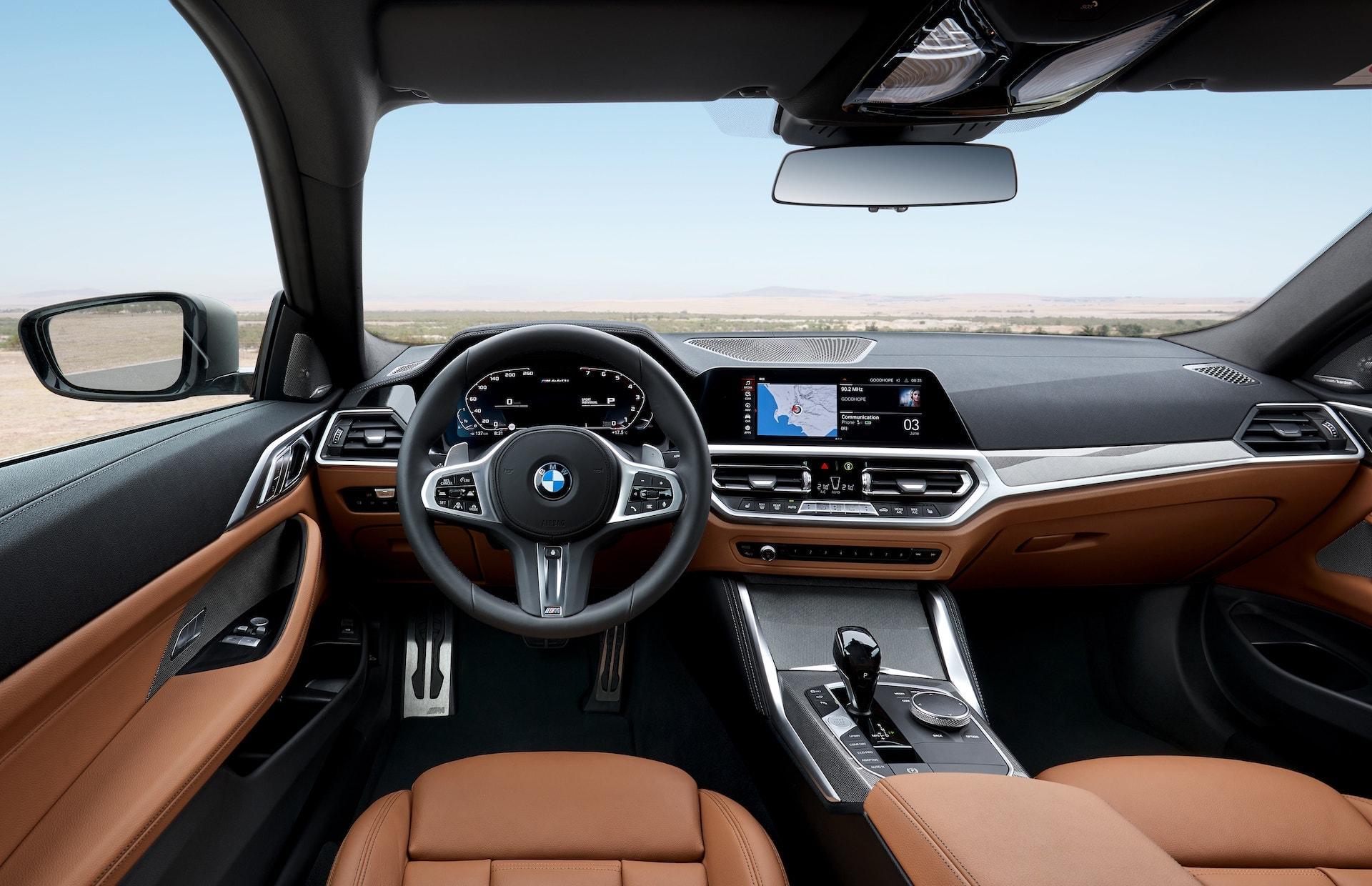 Neue bayrische Dynamik: Das 4er Coupé von BMW ist da 2