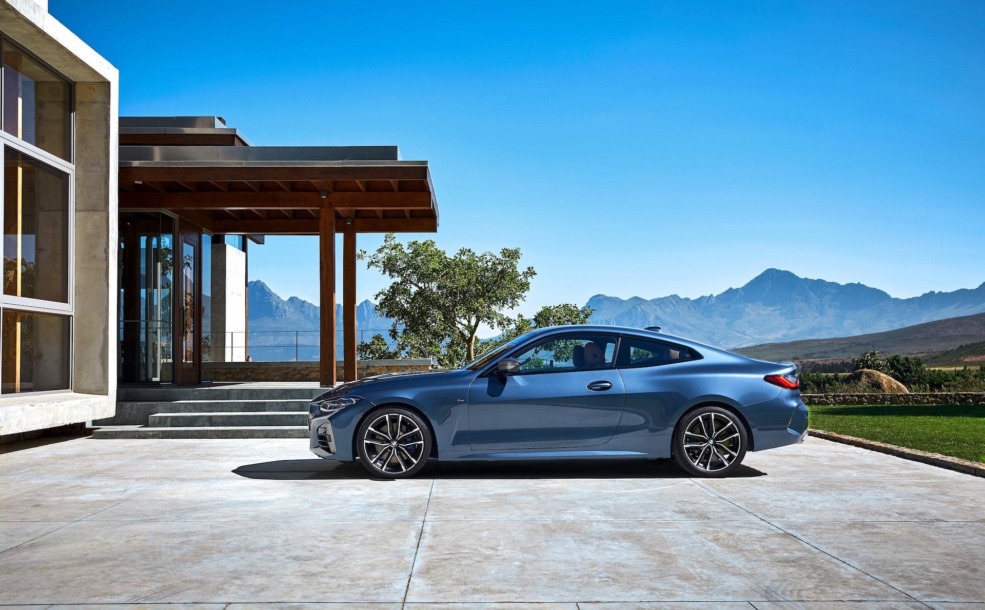 Neue bayrische Dynamik: Das 4er Coupé von BMW ist da 3