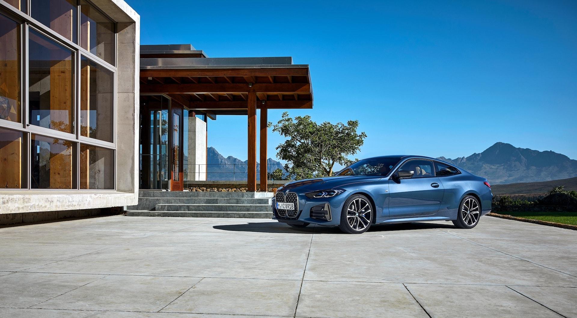 Neue bayrische Dynamik: Das 4er Coupé von BMW ist da 4