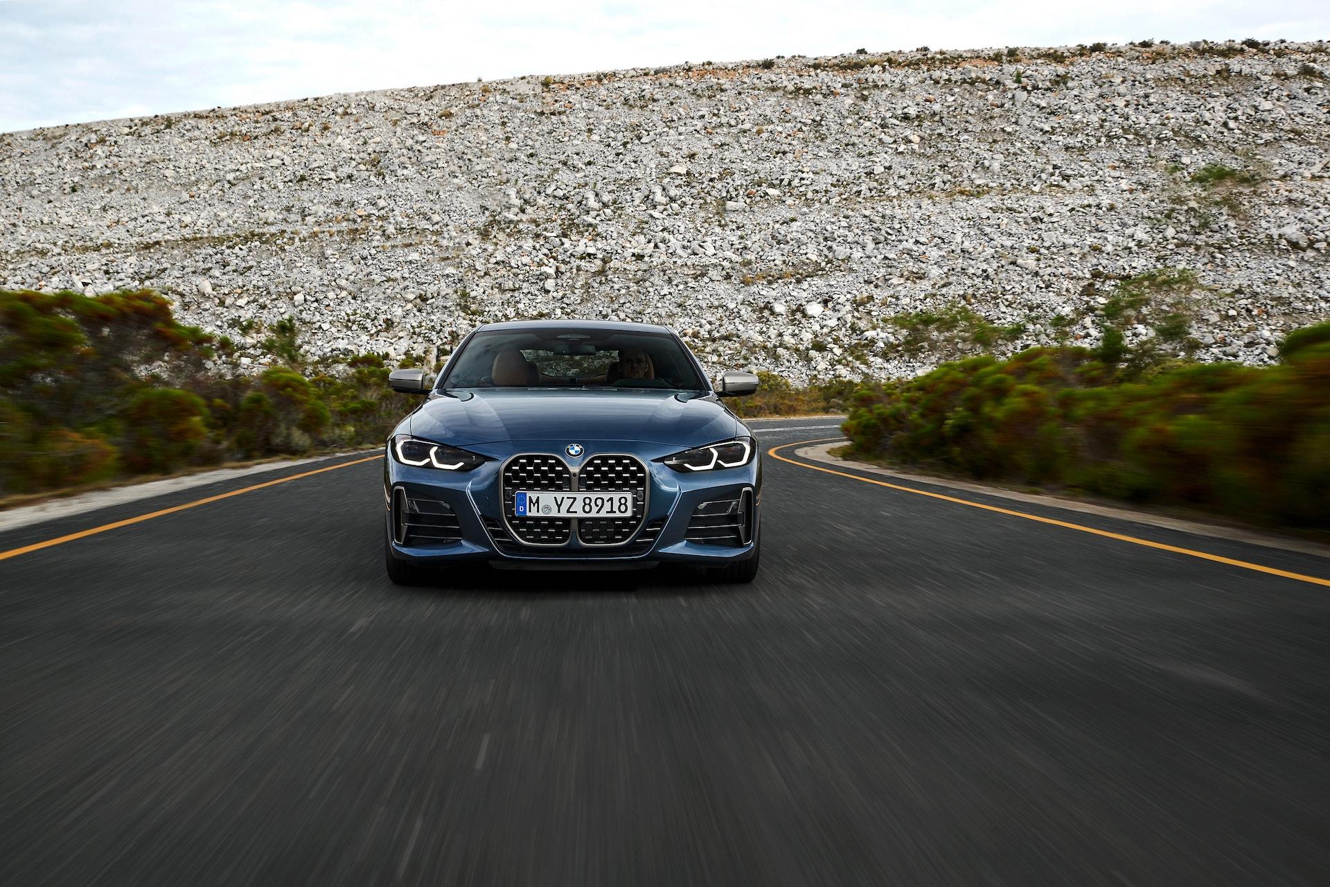 Neue bayrische Dynamik: Das 4er Coupé von BMW ist da 5
