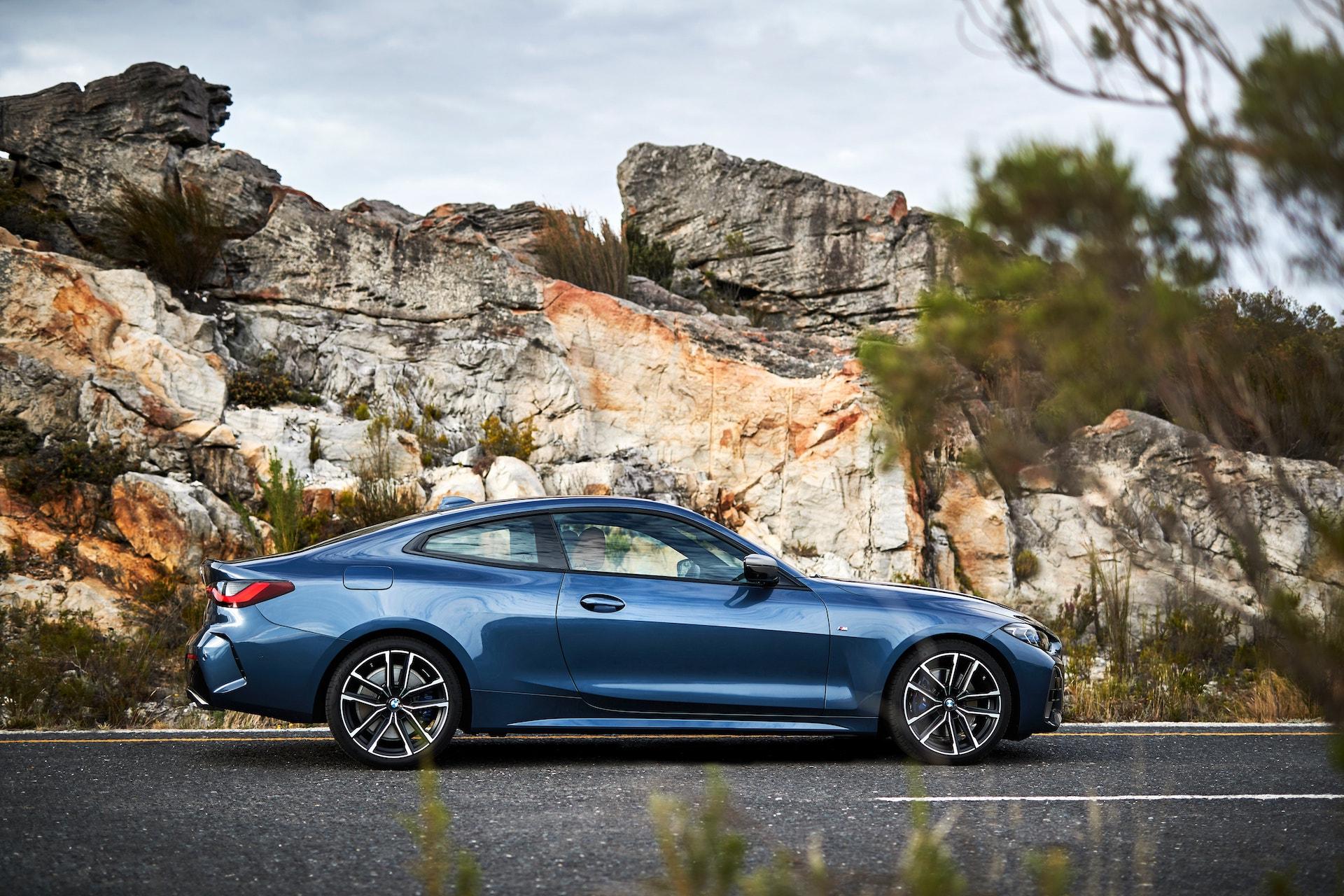 Neue bayrische Dynamik: Das 4er Coupé von BMW ist da 6