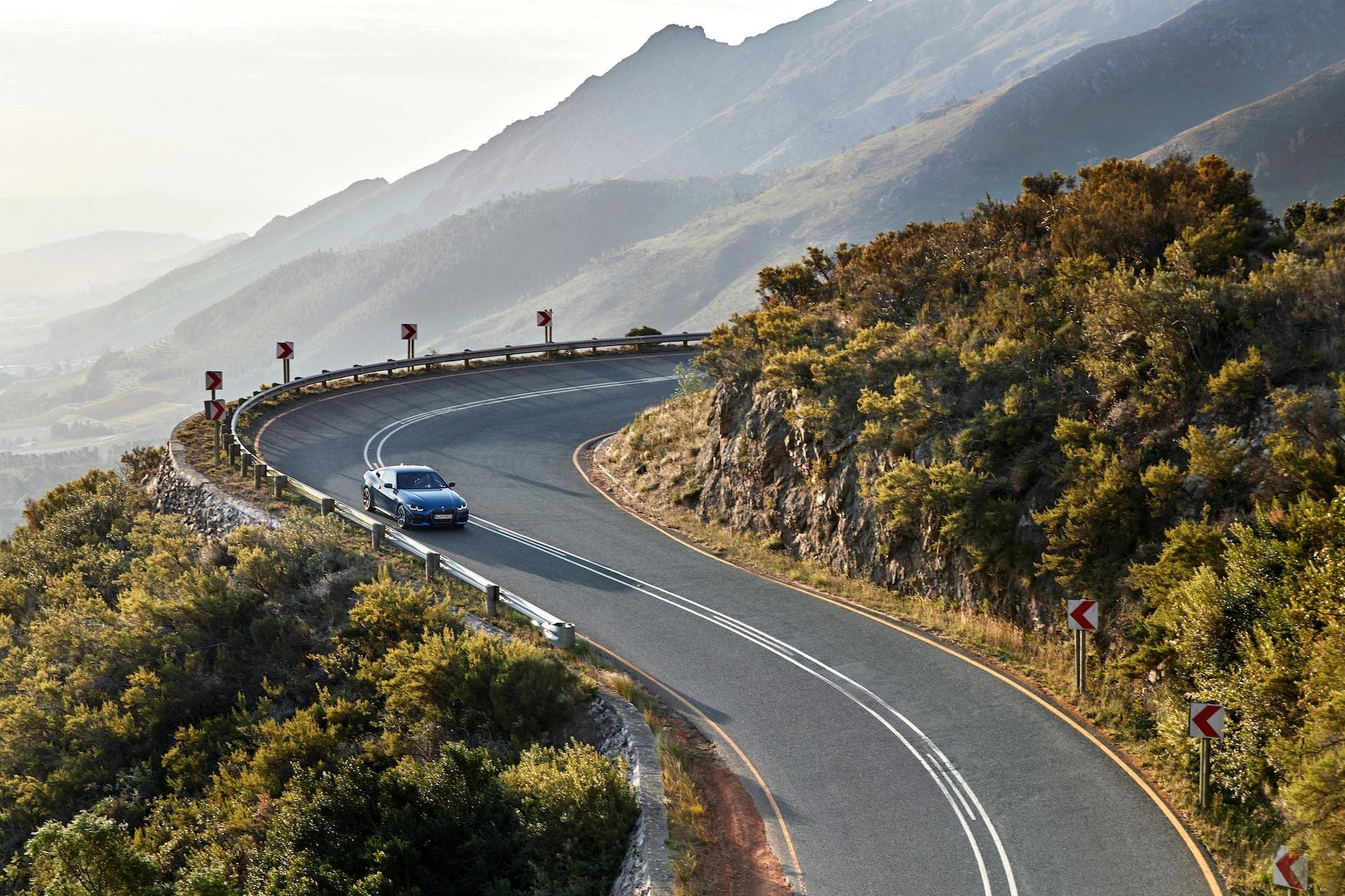 Neue bayrische Dynamik: Das 4er Coupé von BMW ist da 7