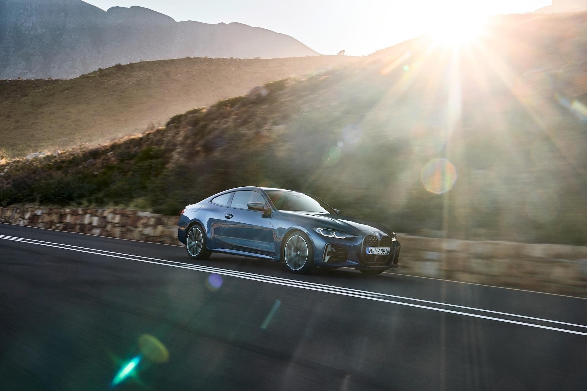 Neue bayrische Dynamik: Das 4er Coupé von BMW ist da 9