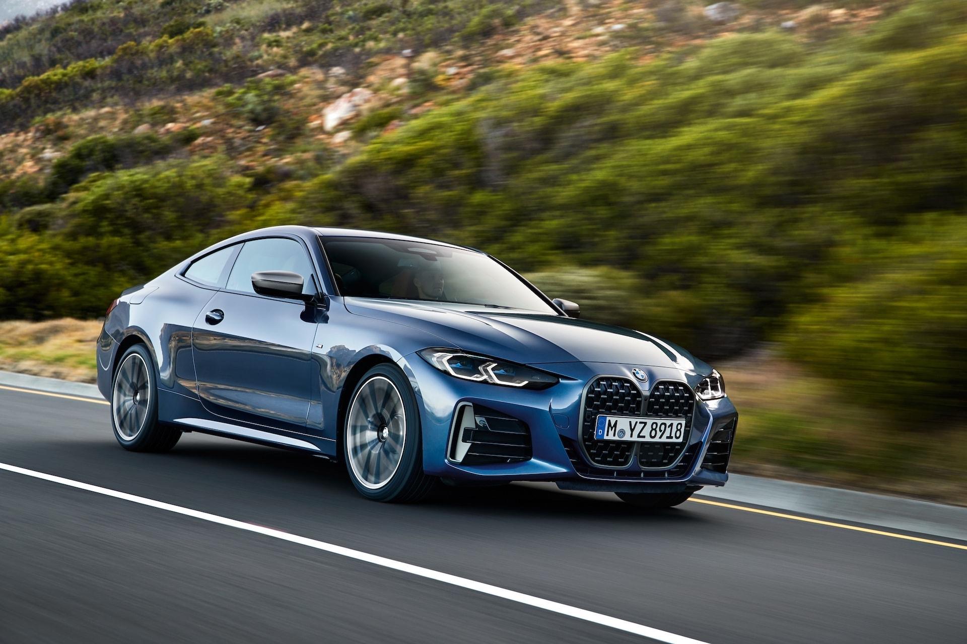 Neue bayrische Dynamik: Das 4er Coupé von BMW ist da 10