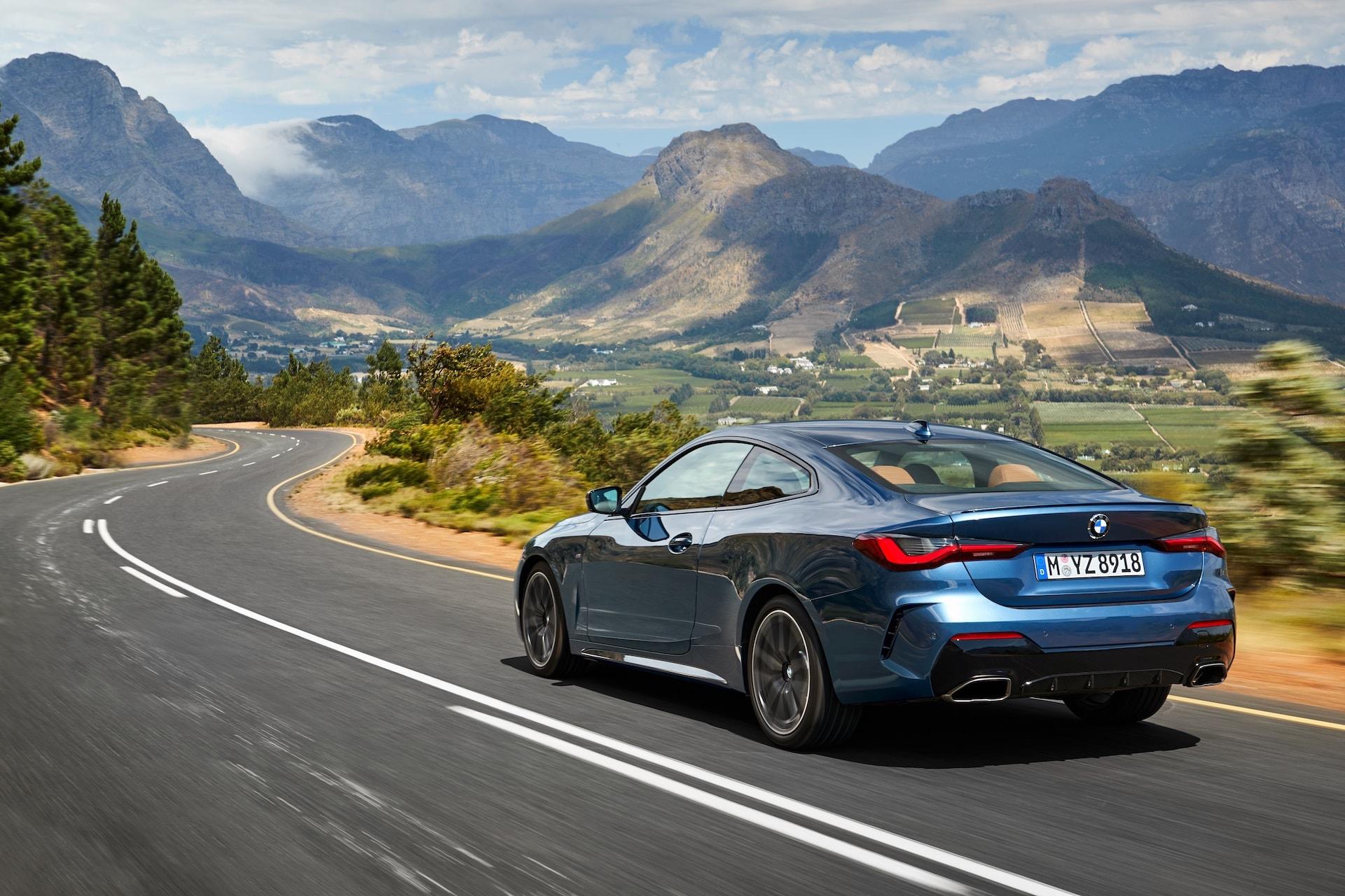 Neue bayrische Dynamik: Das 4er Coupé von BMW ist da 11