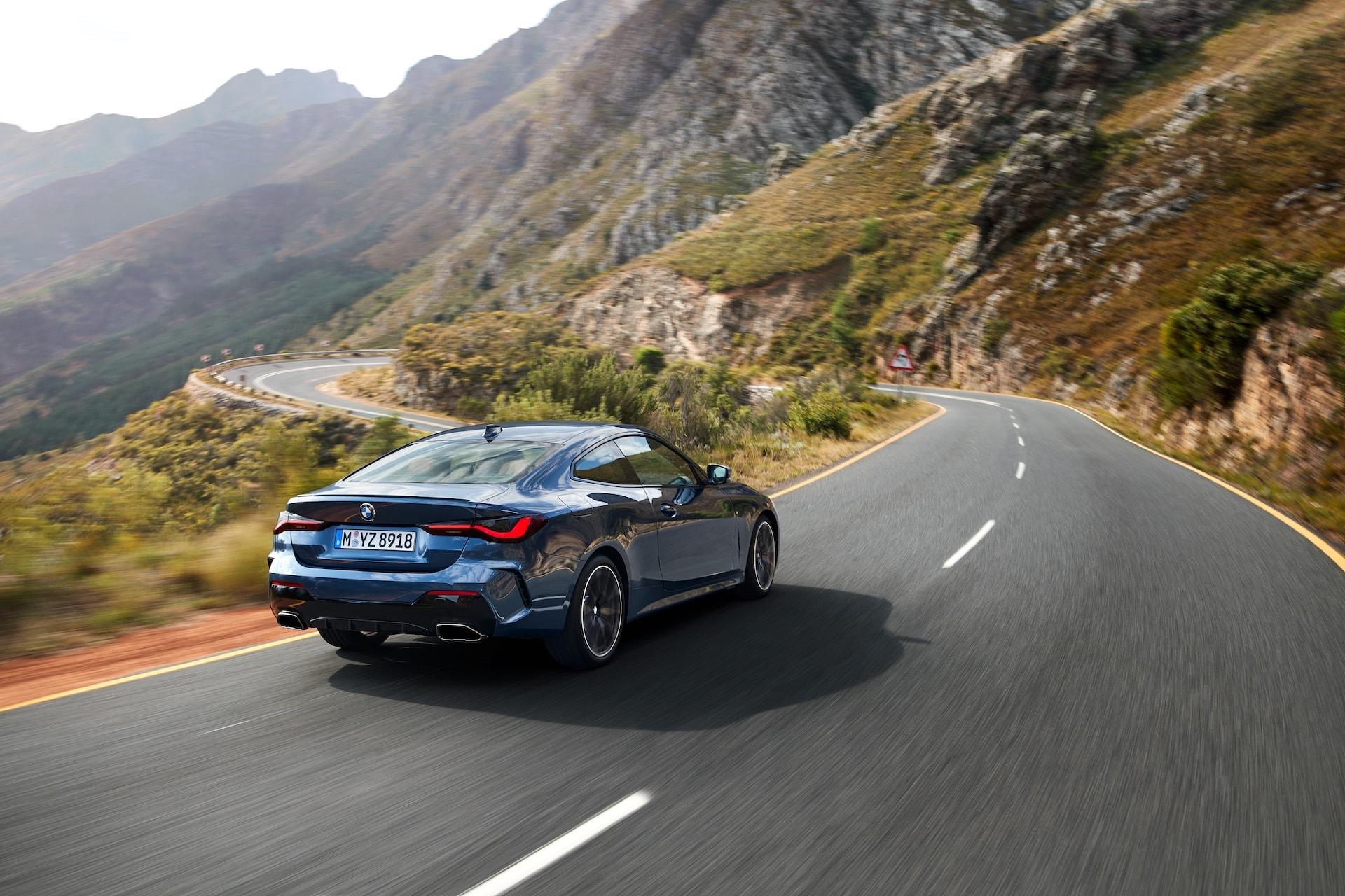 Neue bayrische Dynamik: Das 4er Coupé von BMW ist da 12