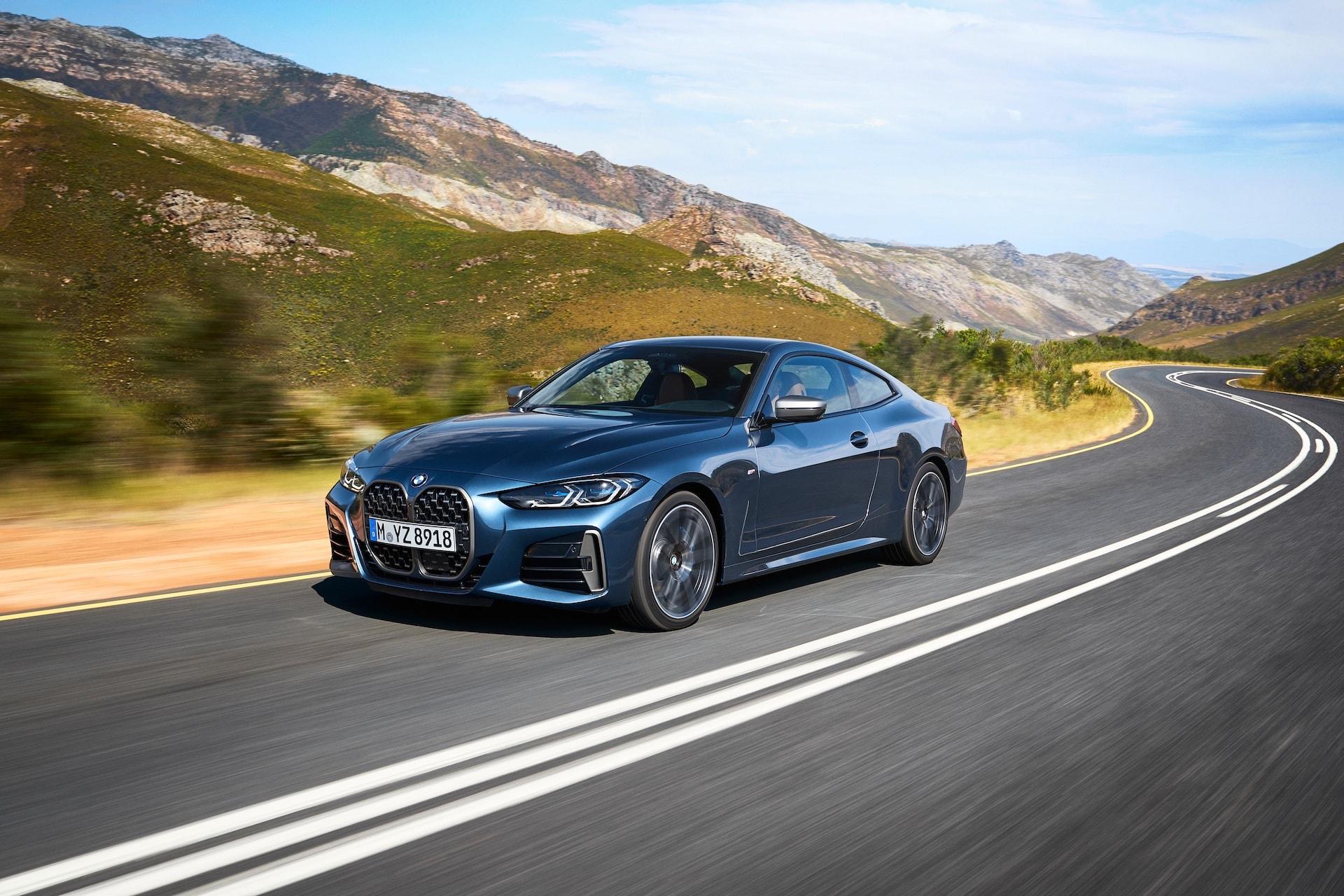 Neue bayrische Dynamik: Das 4er Coupé von BMW ist da 13