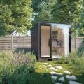 Home Office mal Anders: Das Dwellito Mini Office für den Garten