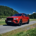 Facelift für High-End-SUV: Mit dem neuen Bentley Bentayga in St.Moritz