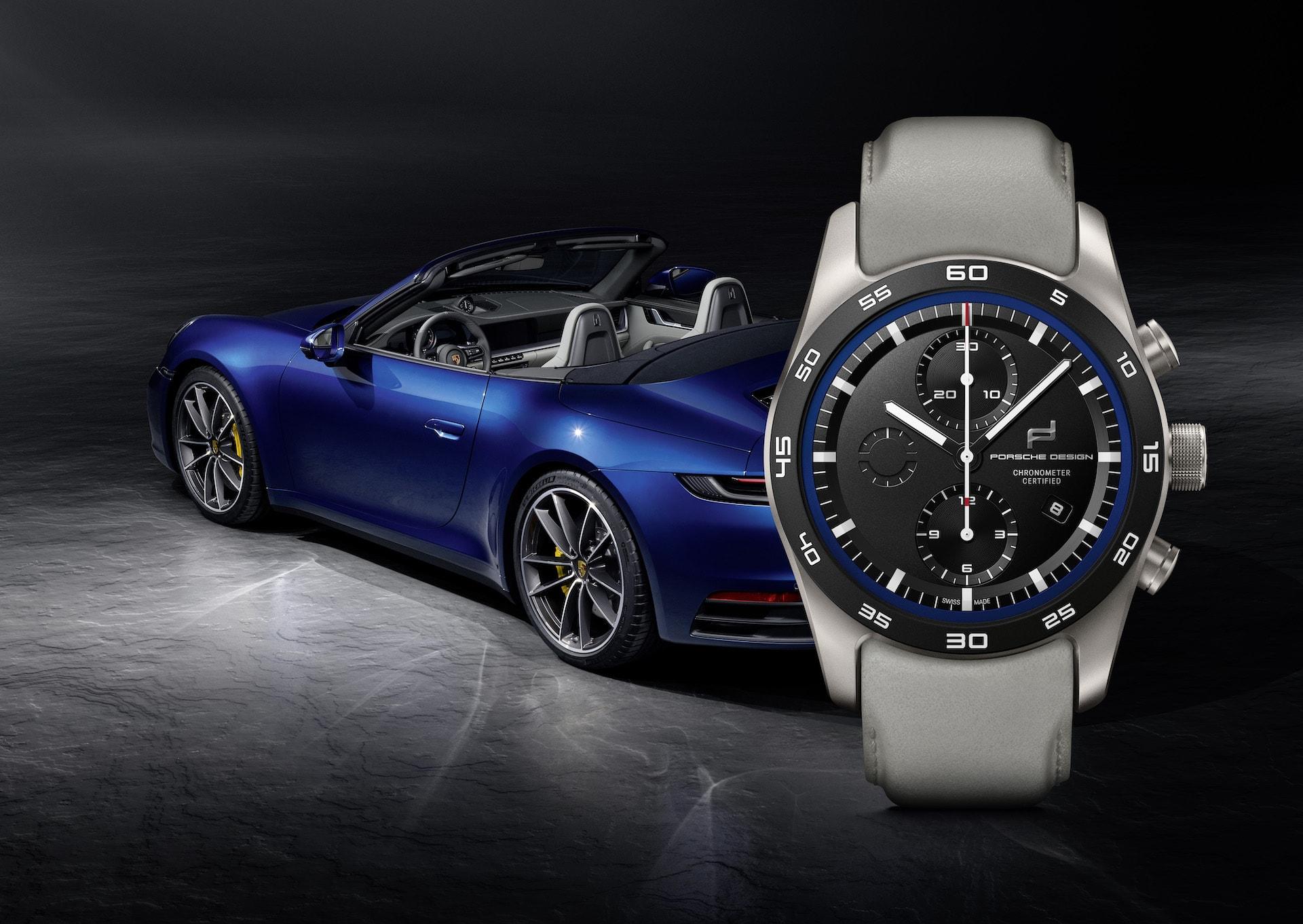 Porsche Design presents a unique Custom-Built Timepieces Program 2