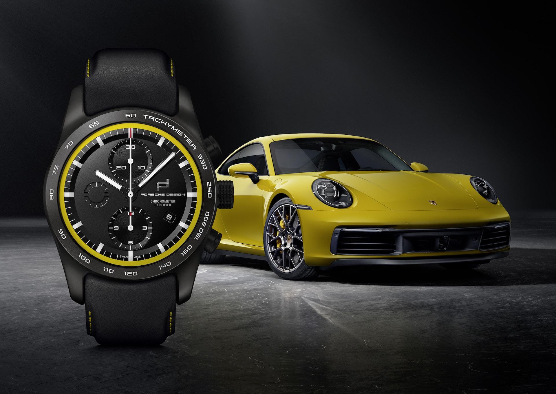 Porsche Design presents a unique Custom-Built Timepieces Program 3