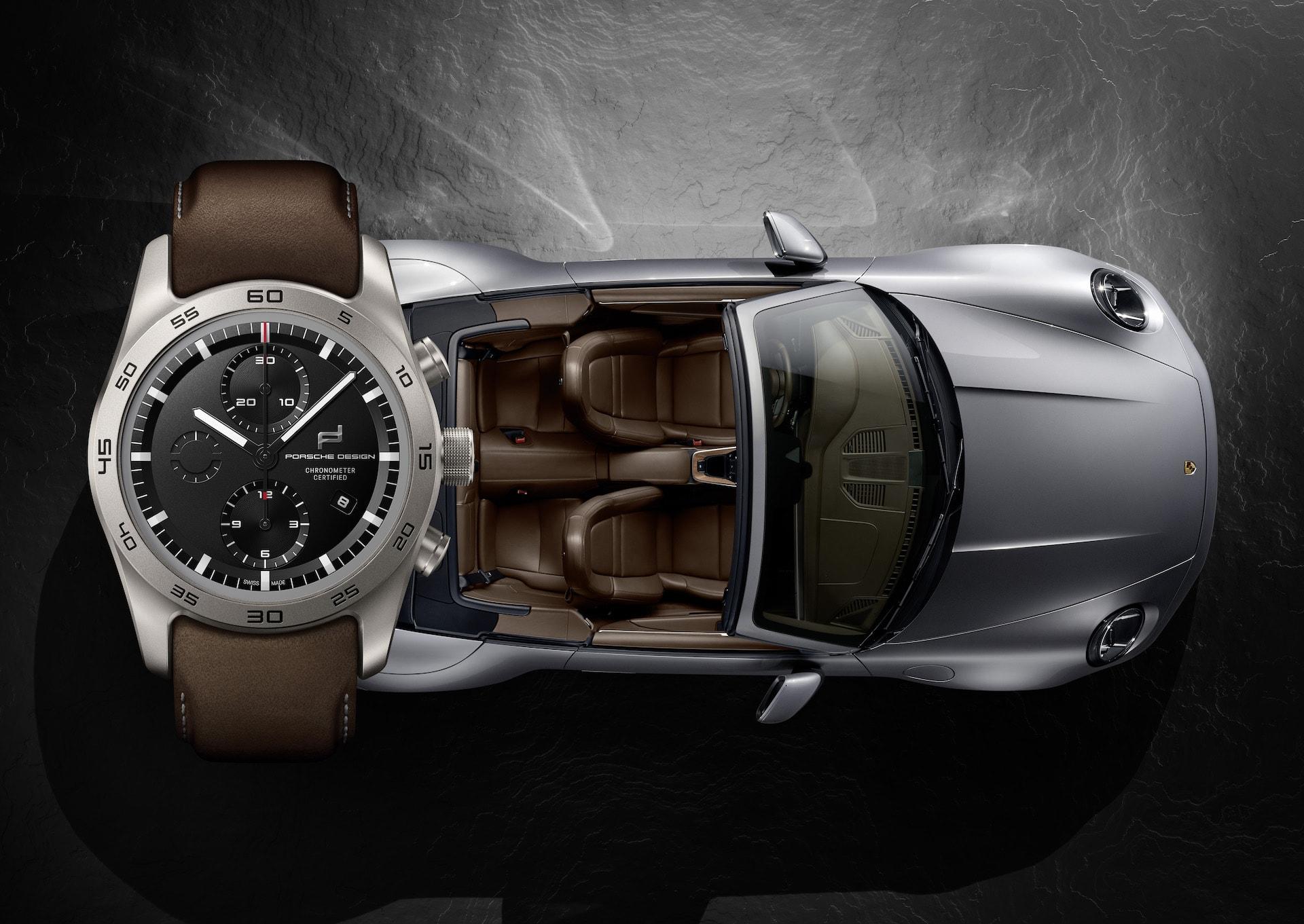 Porsche Design presents a unique Custom-Built Timepieces Program 4