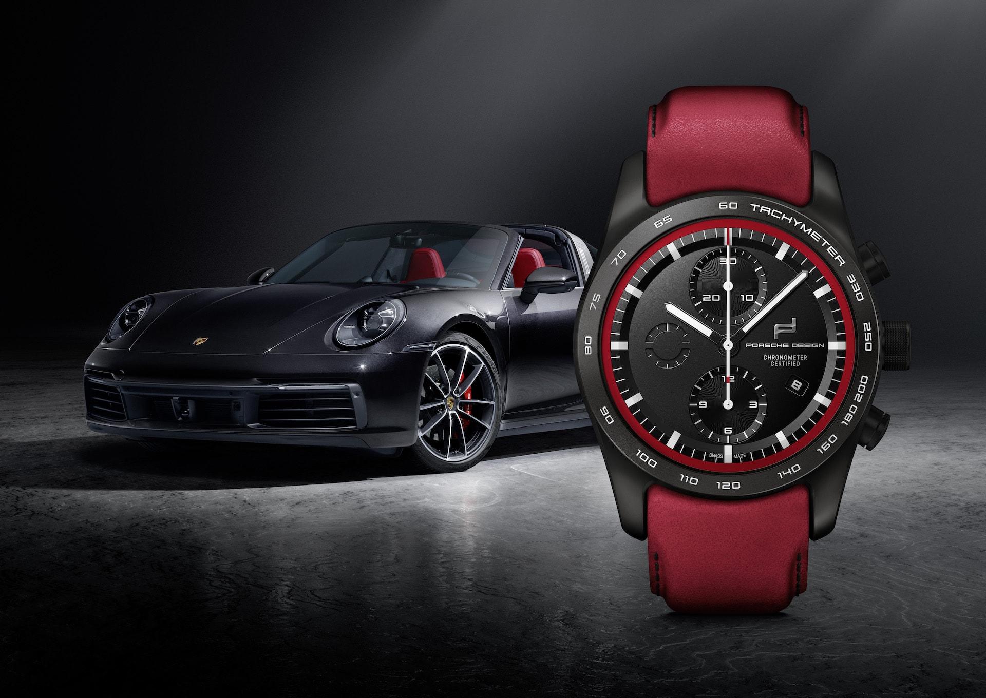 Porsche Design presents a unique Custom-Built Timepieces Program 1