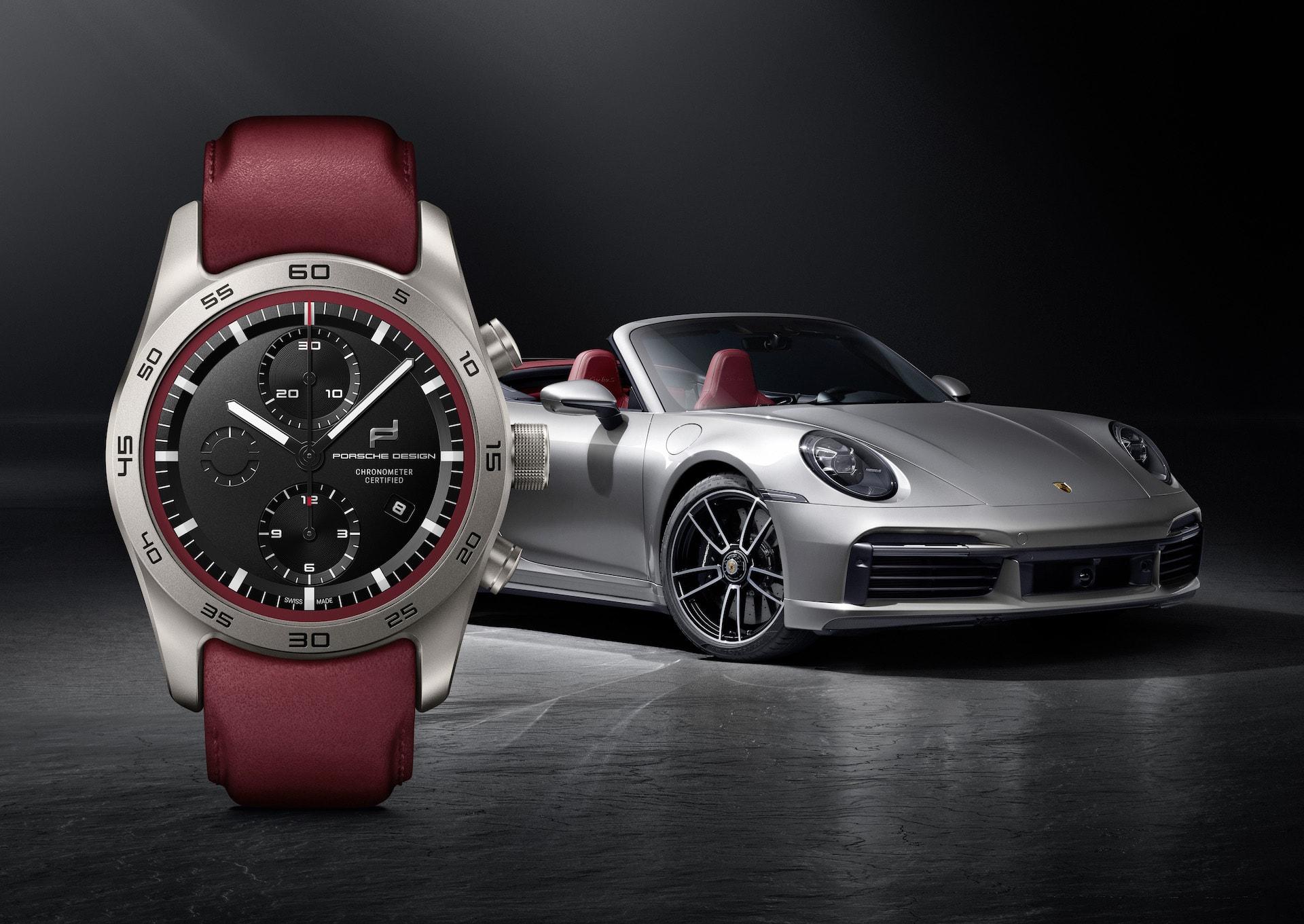 Porsche Design presents a unique Custom-Built Timepieces Program 5