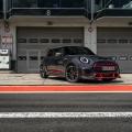Der Stärkste unter den Kleinsten: Mit dem MINI Cooper Works GP auf dem Nürburgring