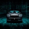 Dieser Rolls-Royce gibt Rätsel auf: Der Rolls-Royce Wraith Kryptos