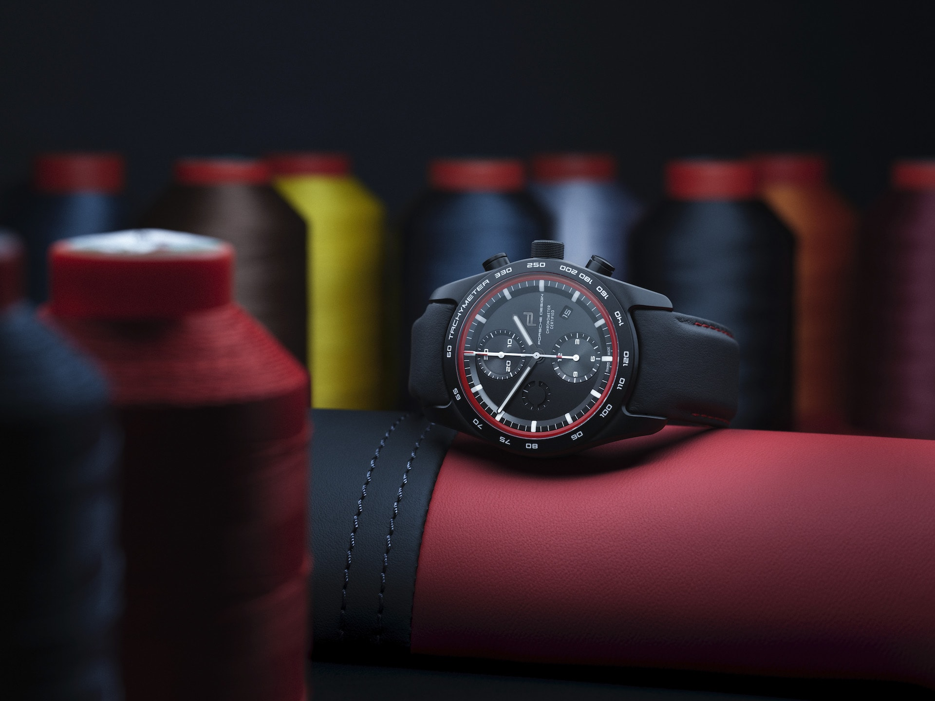 Porsche Design presents a unique Custom-Built Timepieces Program 8