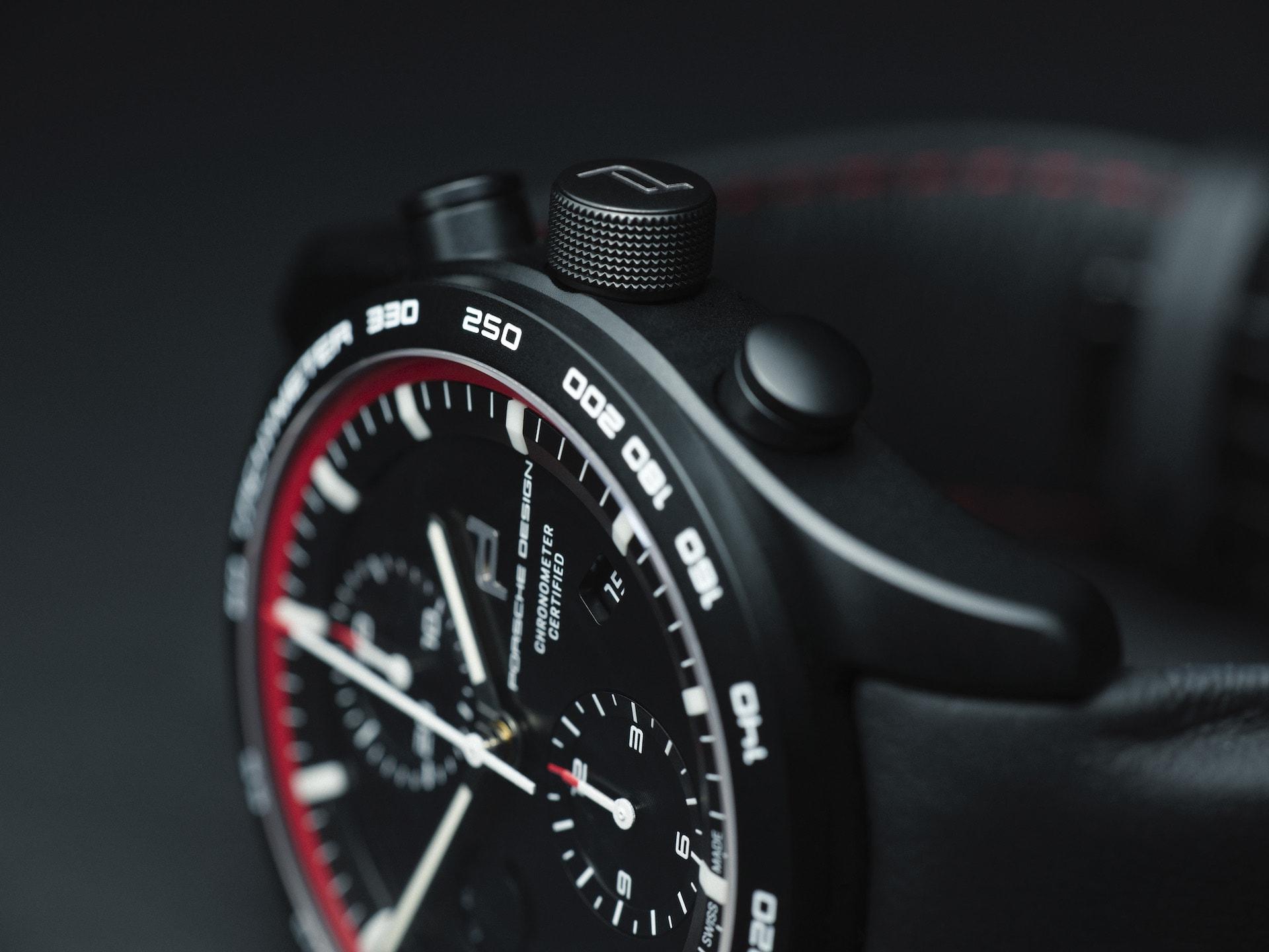 Porsche Design presents a unique Custom-Built Timepieces Program 9