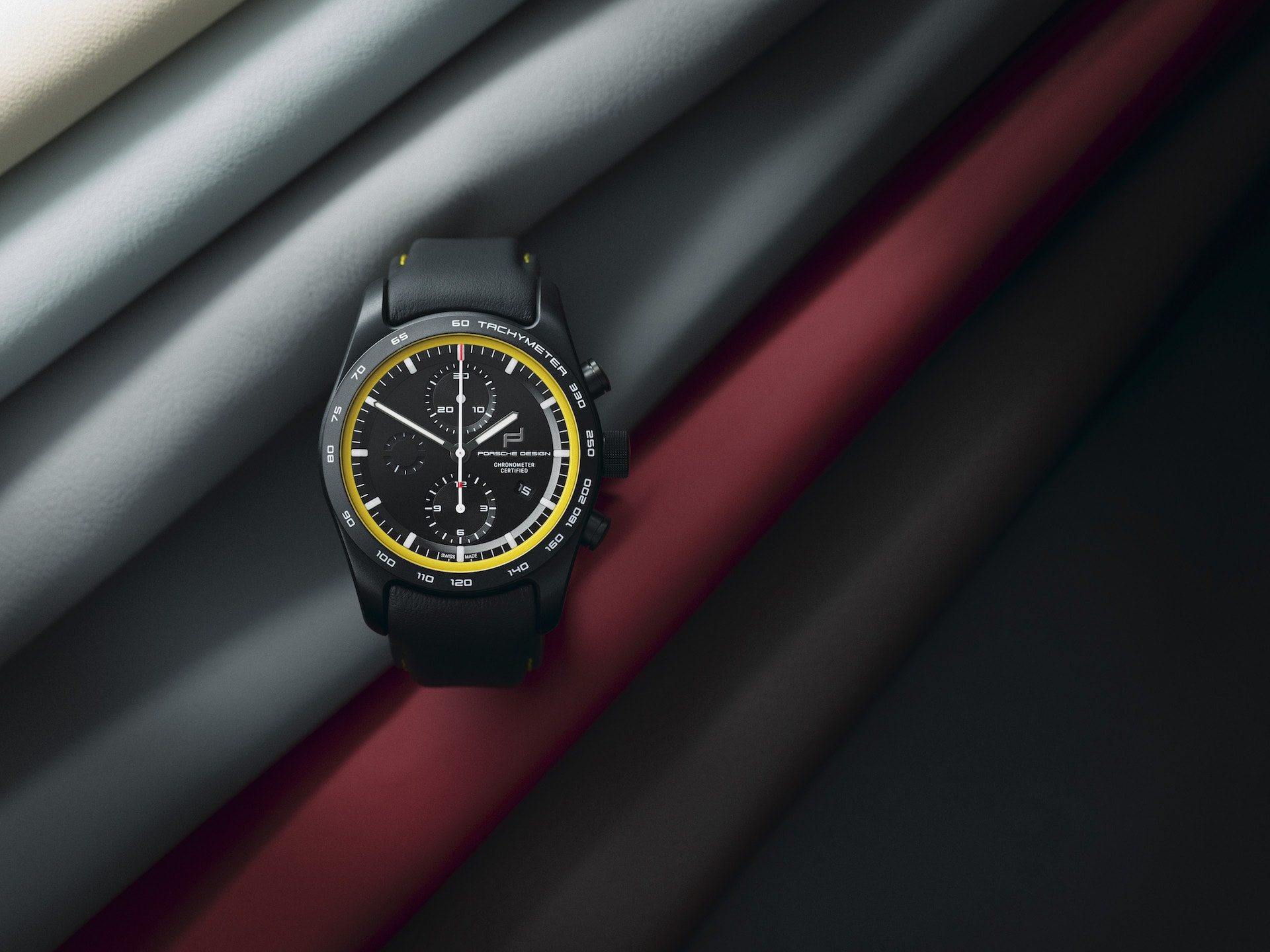 Porsche Design presents a unique Custom-Built Timepieces Program 10