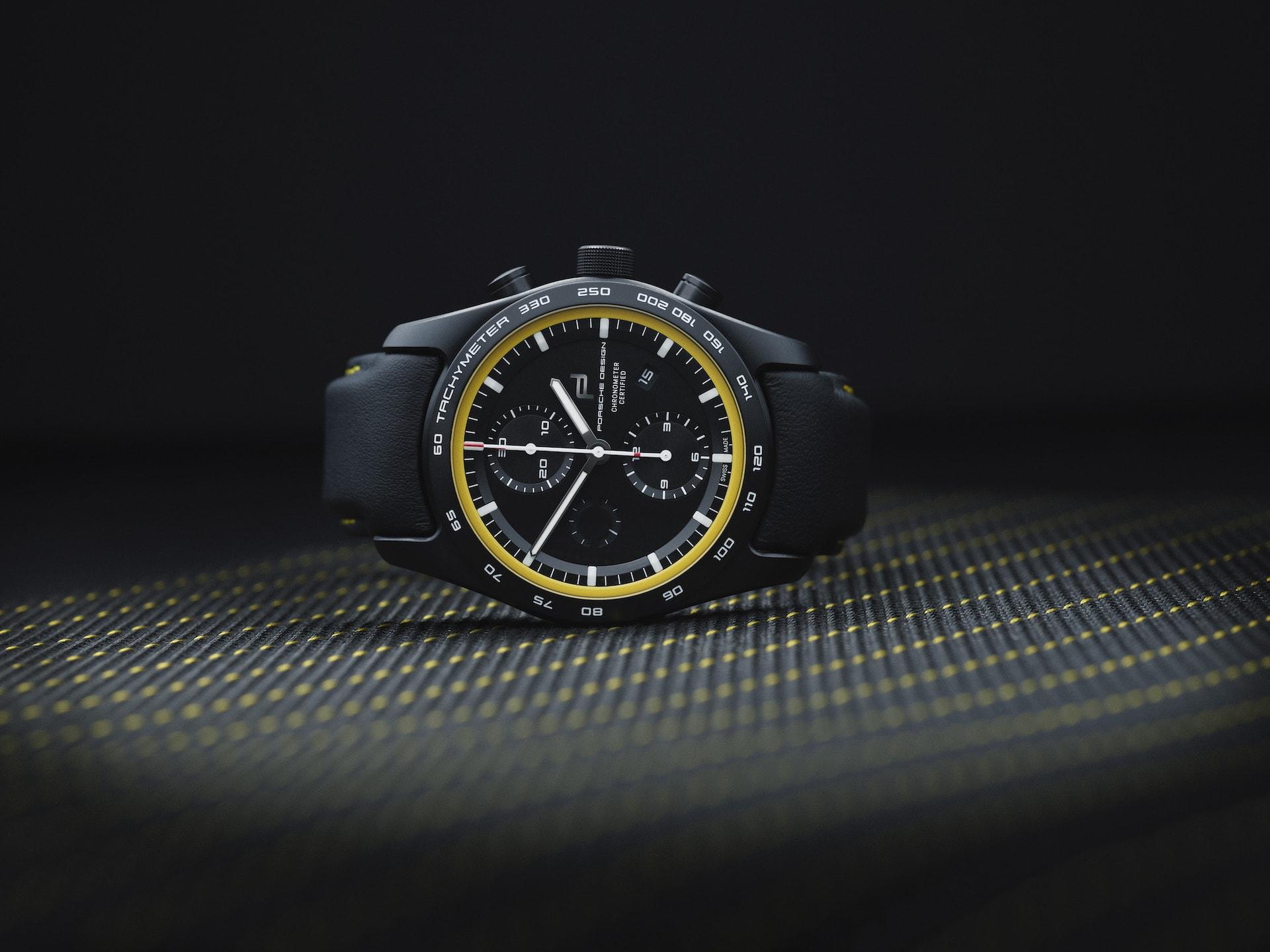 Porsche Design presents a unique Custom-Built Timepieces Program 11