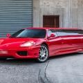 Ferrari 360 Modena Stretch-Limo zu verkaufen
