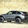 Elektrischer Luxus, Offroad: Der neue EQC 4x4² von Mercedes-Benz