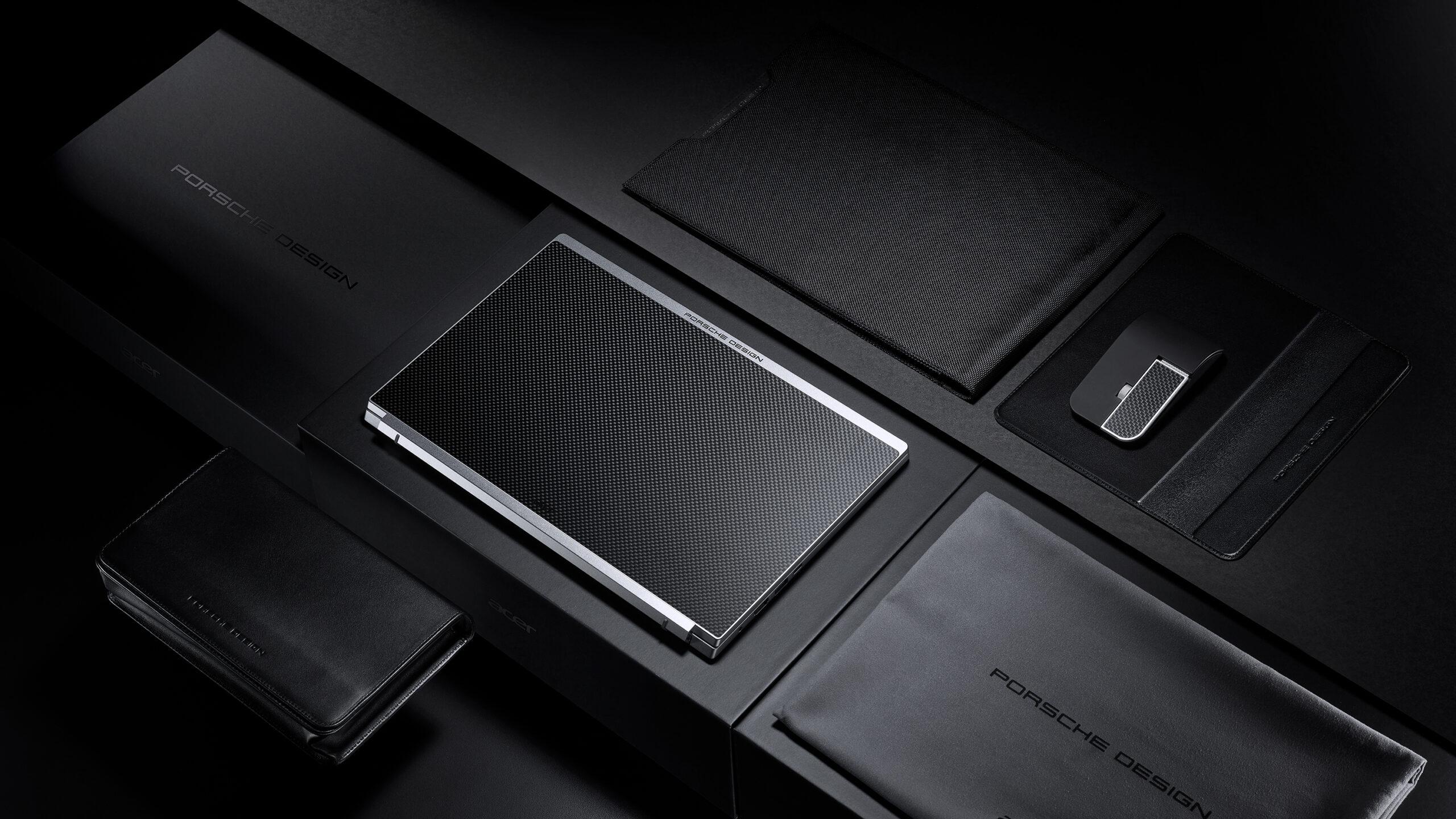 High End Elegance: The Porsche Design Acer Book RS 5