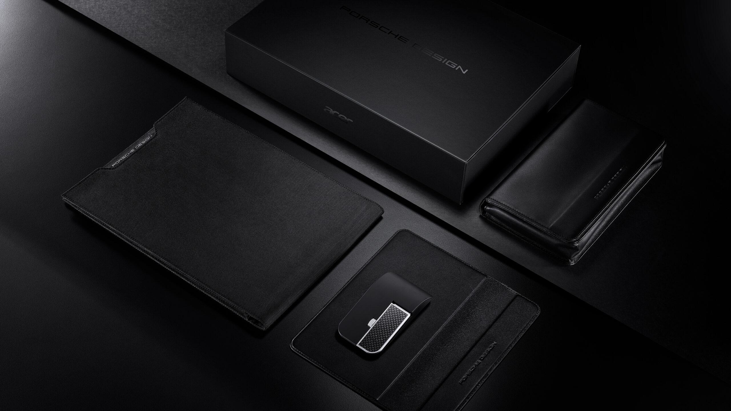 High End Elegance: The Porsche Design Acer Book RS 3