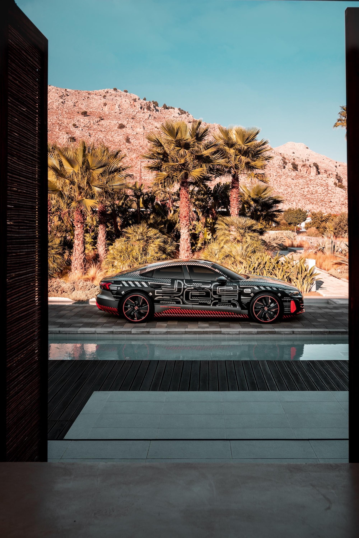 Prototypenfahrt: Mit dem Audi RS GT e-tron auf Rhodos 4
