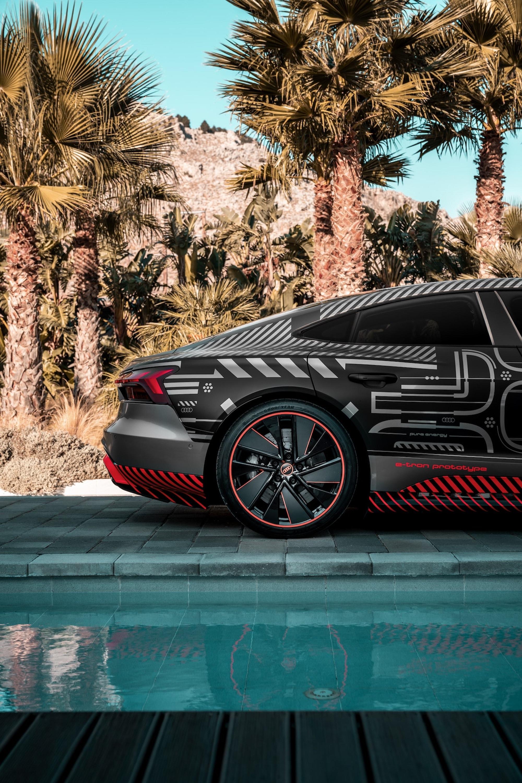Prototypenfahrt: Mit dem Audi RS GT e-tron auf Rhodos 2