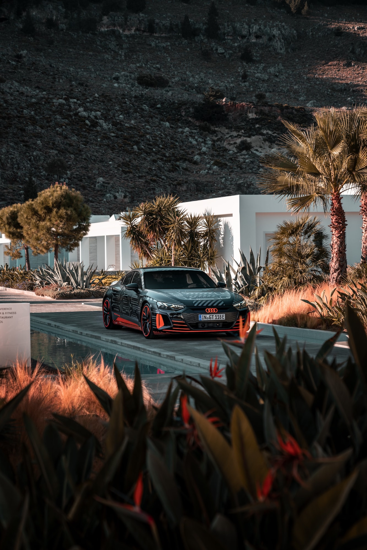 Prototypenfahrt: Mit dem Audi RS GT e-tron auf Rhodos 5