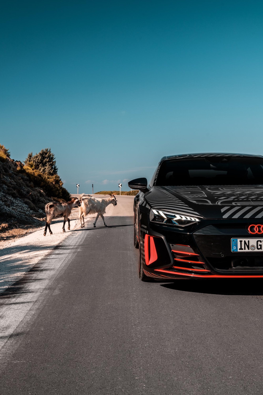 Prototypenfahrt: Mit dem Audi RS GT e-tron auf Rhodos 13