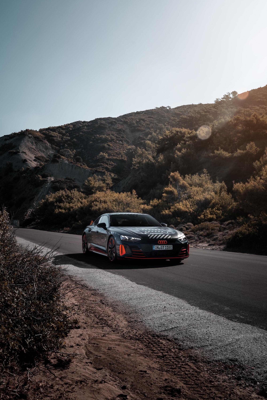 Prototypenfahrt: Mit dem Audi RS GT e-tron auf Rhodos 12