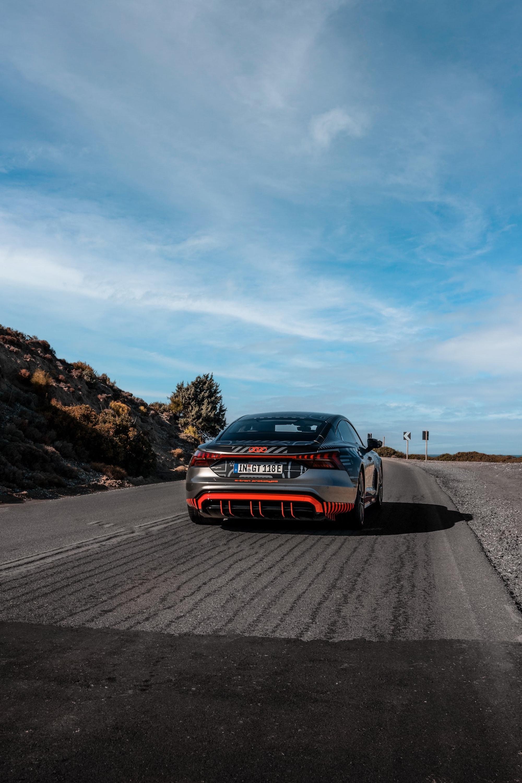 Prototypenfahrt: Mit dem Audi RS GT e-tron auf Rhodos 11