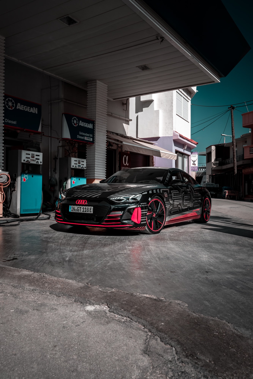 Prototypenfahrt: Mit dem Audi RS GT e-tron auf Rhodos 10