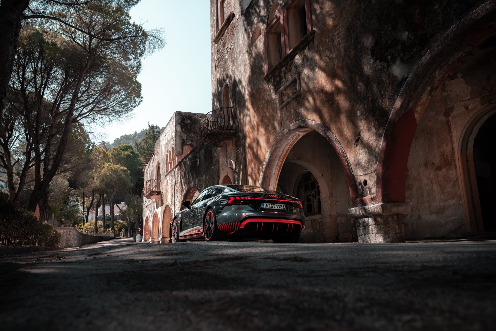 Prototypenfahrt: Mit dem Audi RS GT e-tron auf Rhodos 6