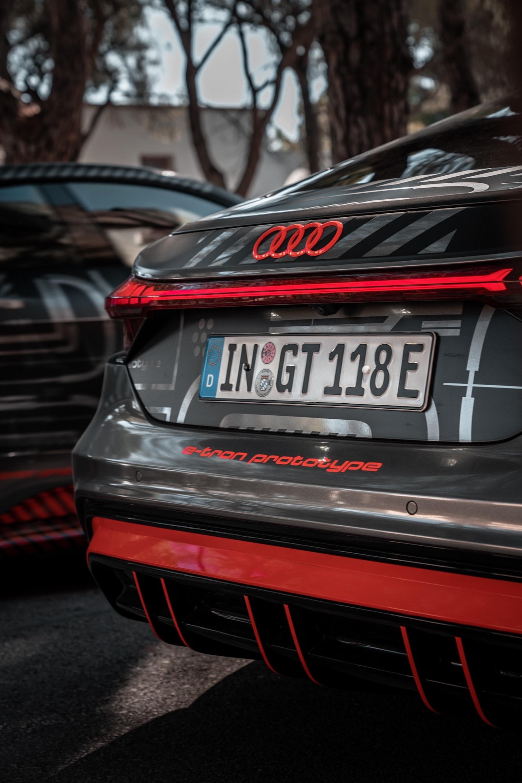 Prototypenfahrt: Mit dem Audi RS GT e-tron auf Rhodos 8