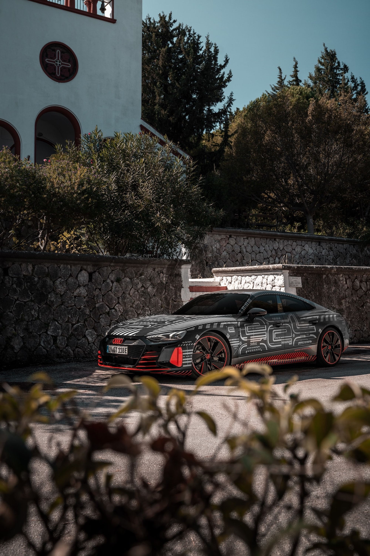 Prototypenfahrt: Mit dem Audi RS GT e-tron auf Rhodos 7