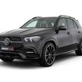 Diesel- und Elektropower in Perfektion: Der Brabus Mercedes GLE 350 DE 30