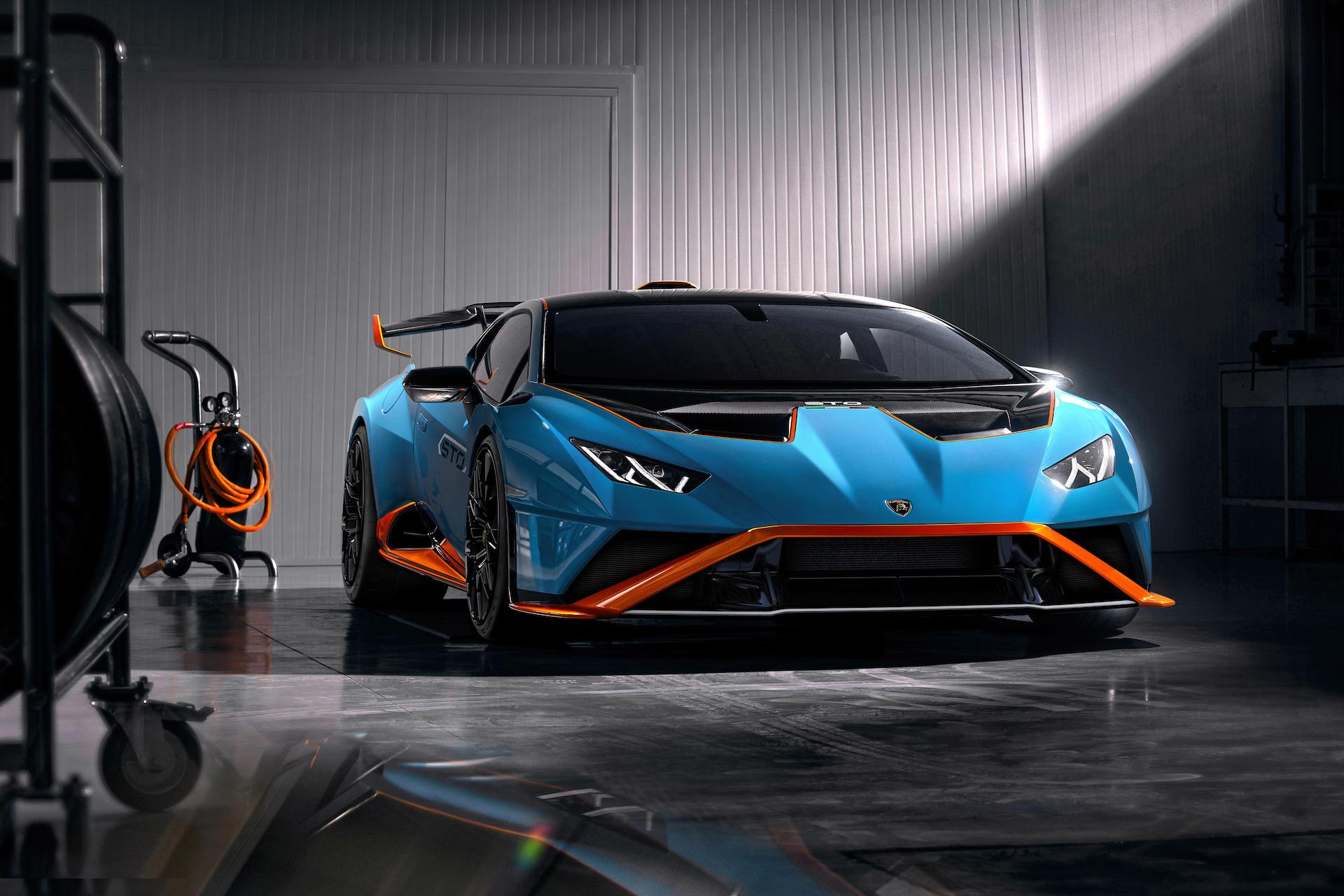Der neue Lamborghini STO: Die Inkarnation des Squadra Corse-Erbes 3